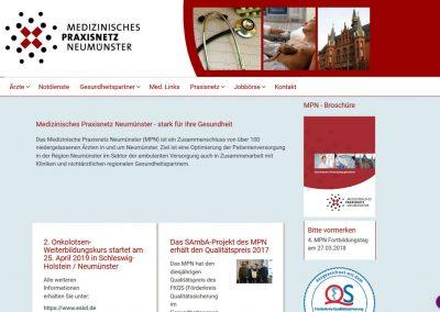 Medizinisches Praxisnetz Neumünster