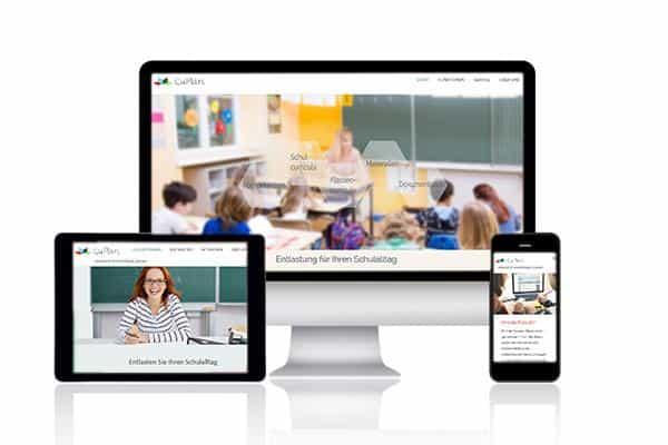 CuPlan – Schulsoftware von webwirbel.de