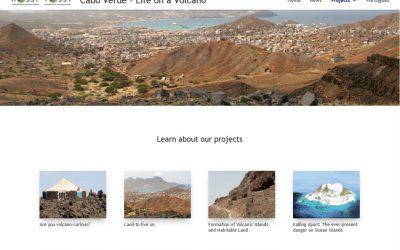 Projekt live: Cabo Verde – Life on a volcano