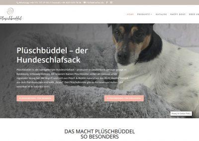 Plüschbüddel by Isefee
