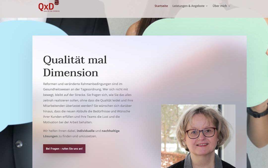 QxD – Qualität mal Dimension