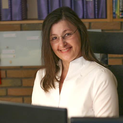 Elke Petersen-Rusch - CEO webwirbel.de GmbH