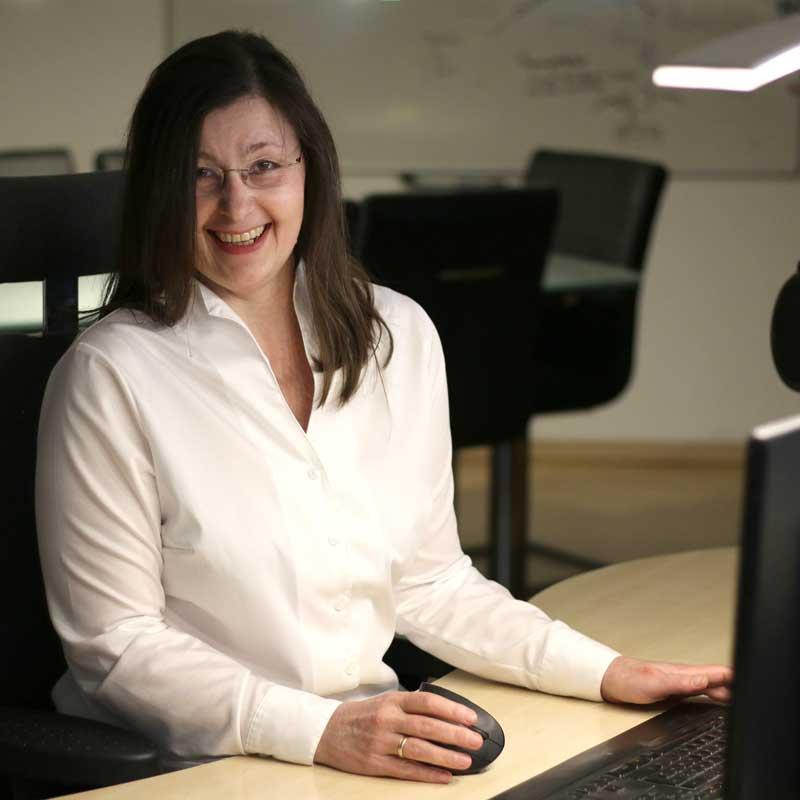 Elke Petersen-Rusch - Webdesignerin